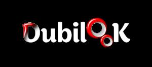 Dubilook invert logo